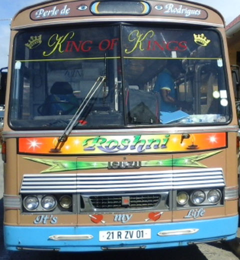 BUS king of kings